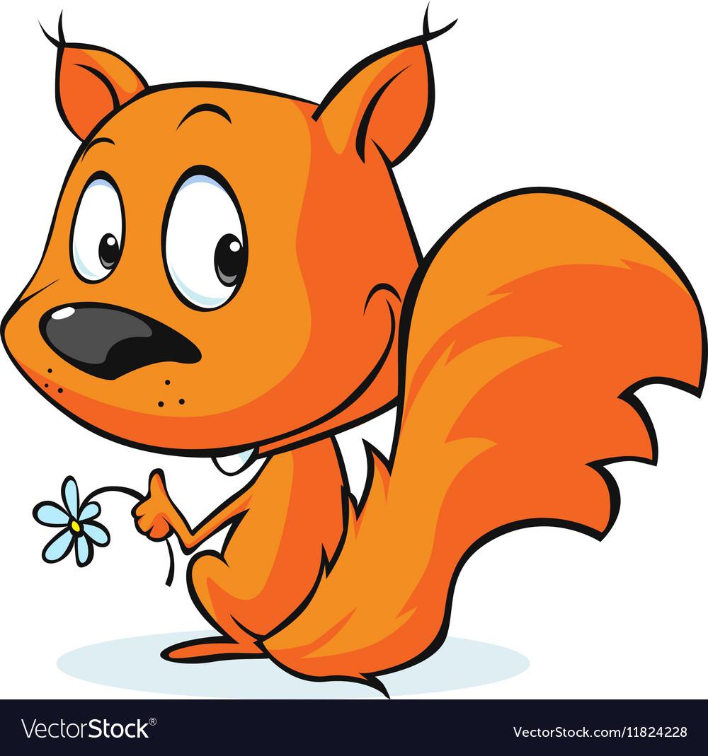 Cute cartoon squirrel pictures