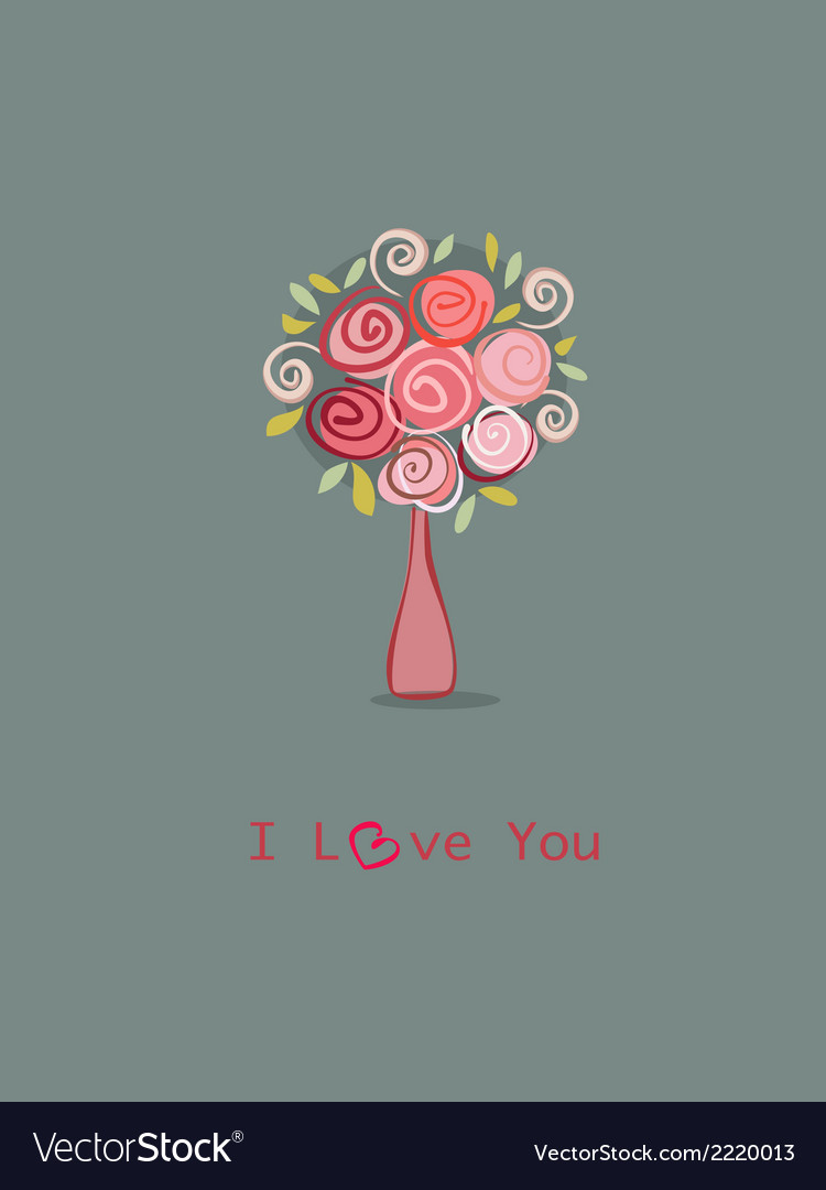 Roses love you