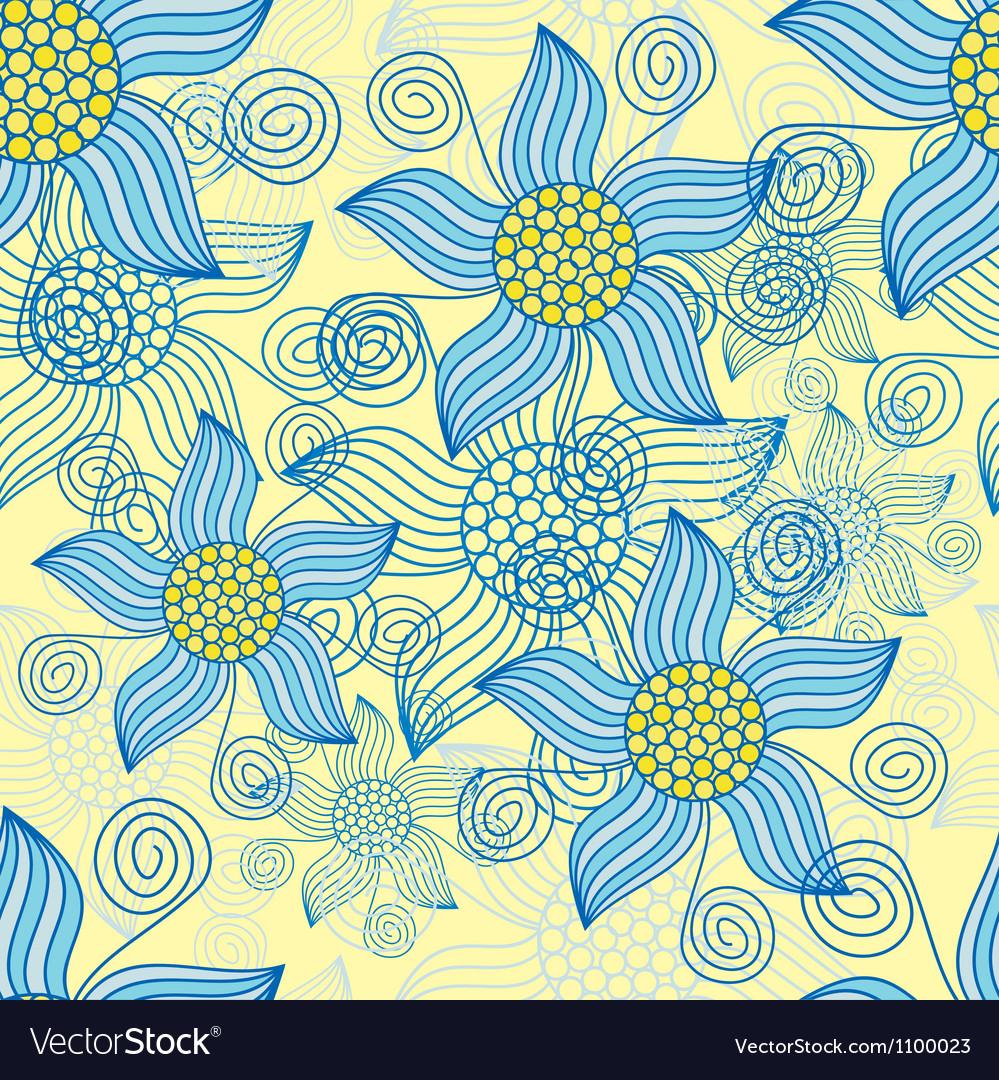 Floral Pattern Background Free Download