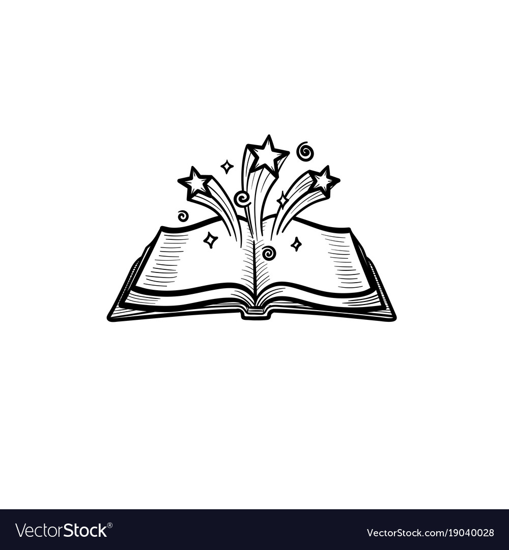 open book vector - HD1000×1080