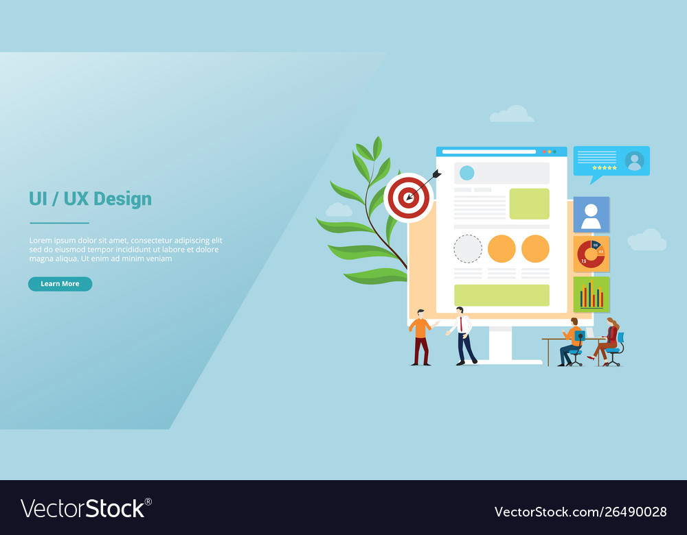 Ui ux user interface and user experience design