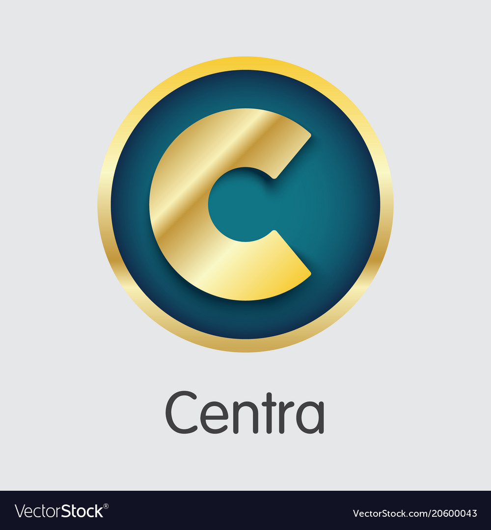 Centra digital currency ctr icon