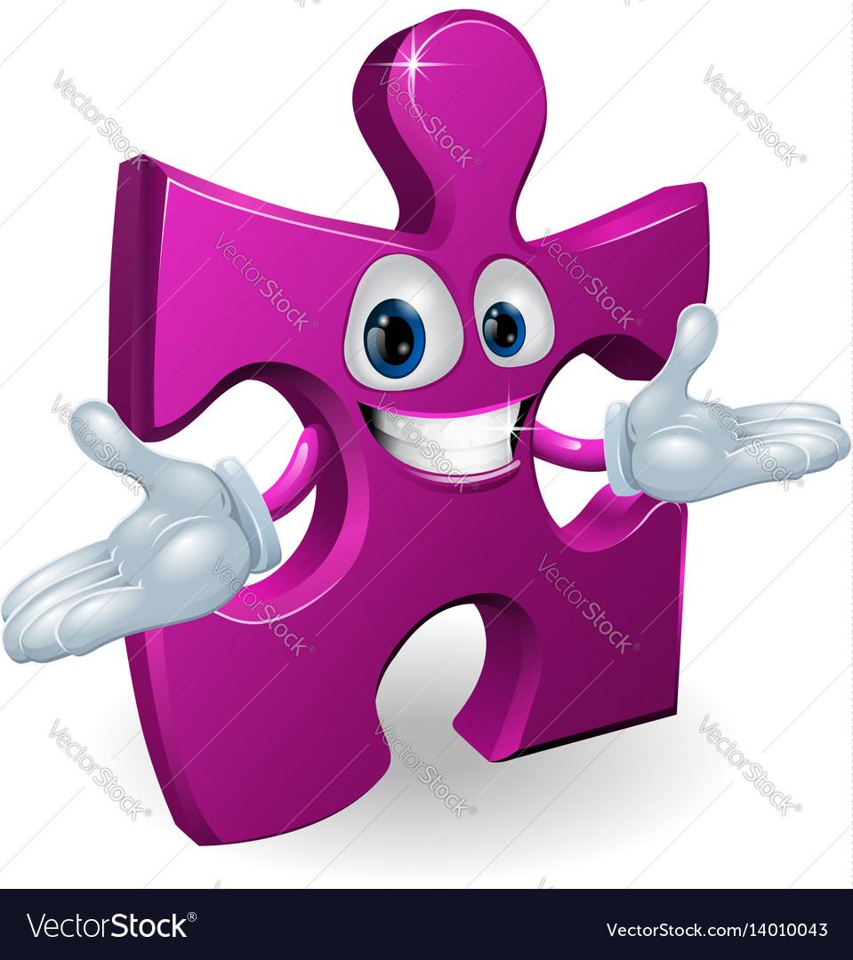 Jigsaw character