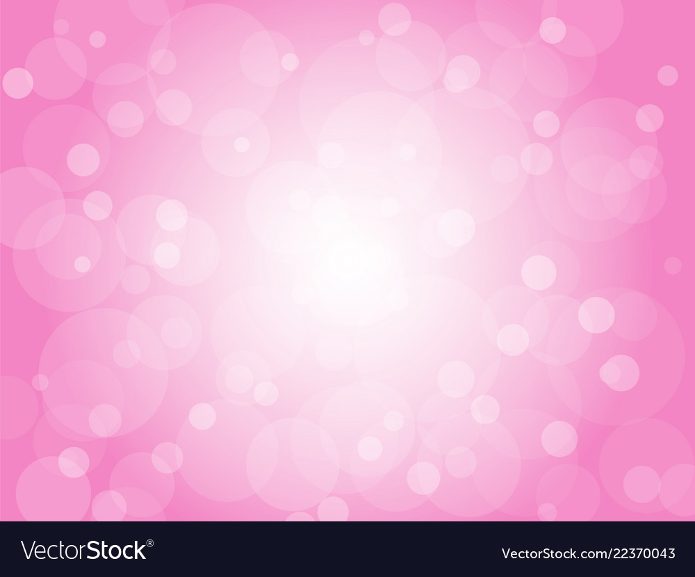 pink love backgrounds with circles royalty free vector image