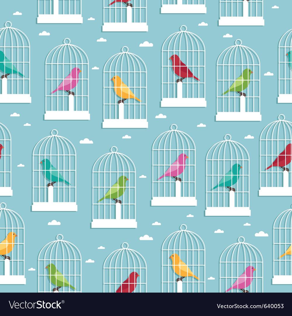 Birdcage pattern