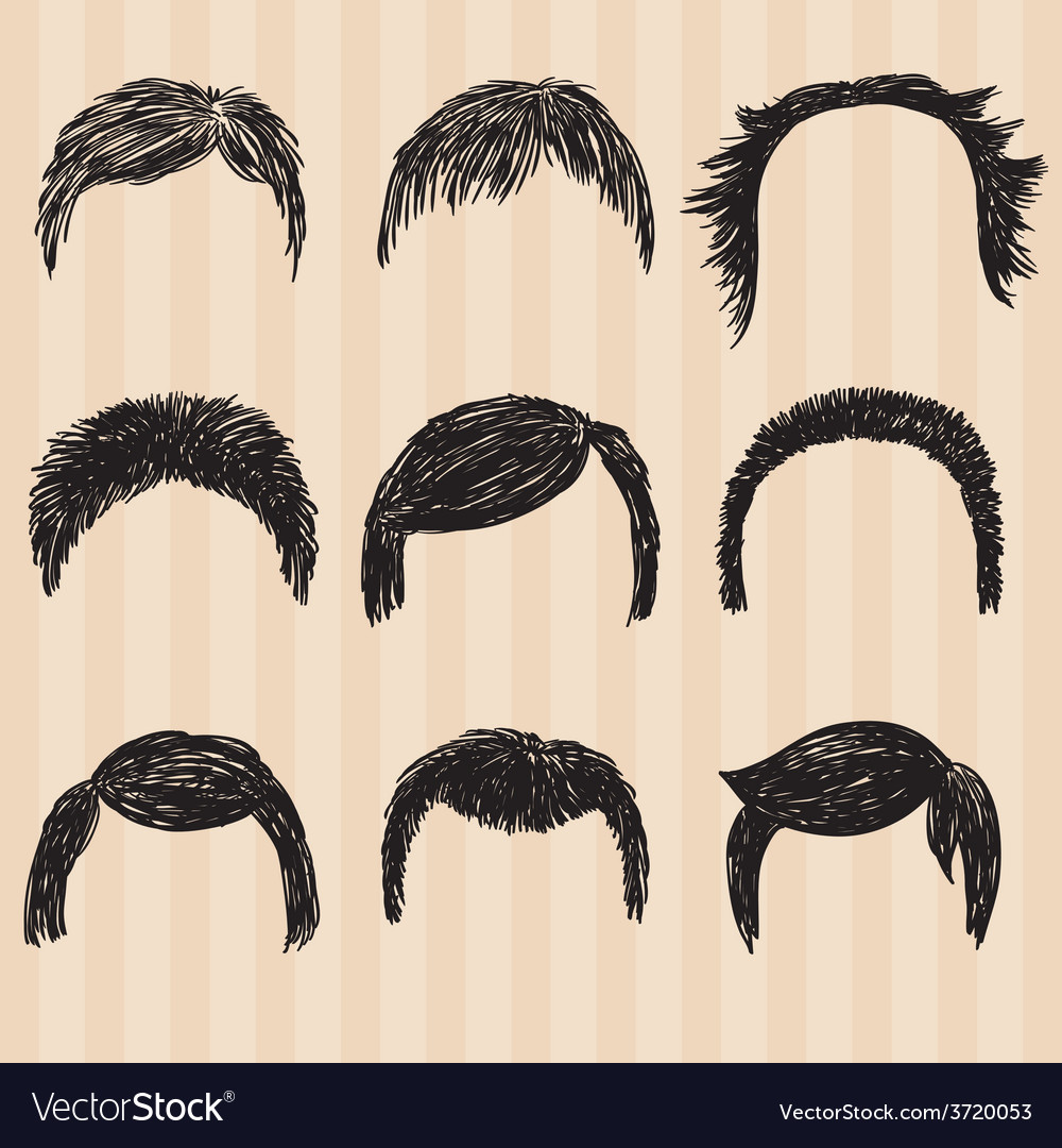 Mens collection for hair styling
