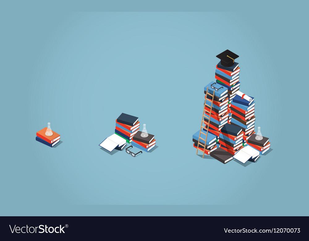 Education programs vector image