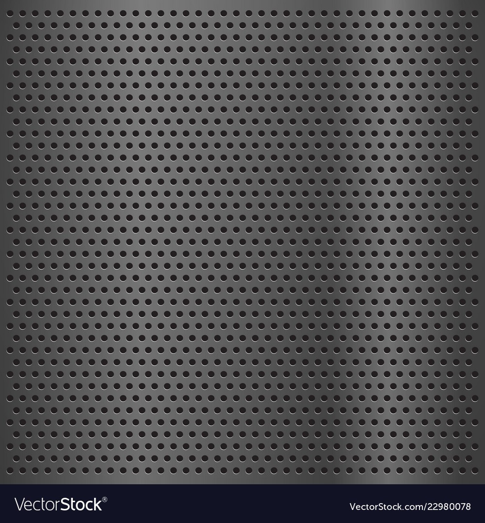 Metal carbon seamless pattern design