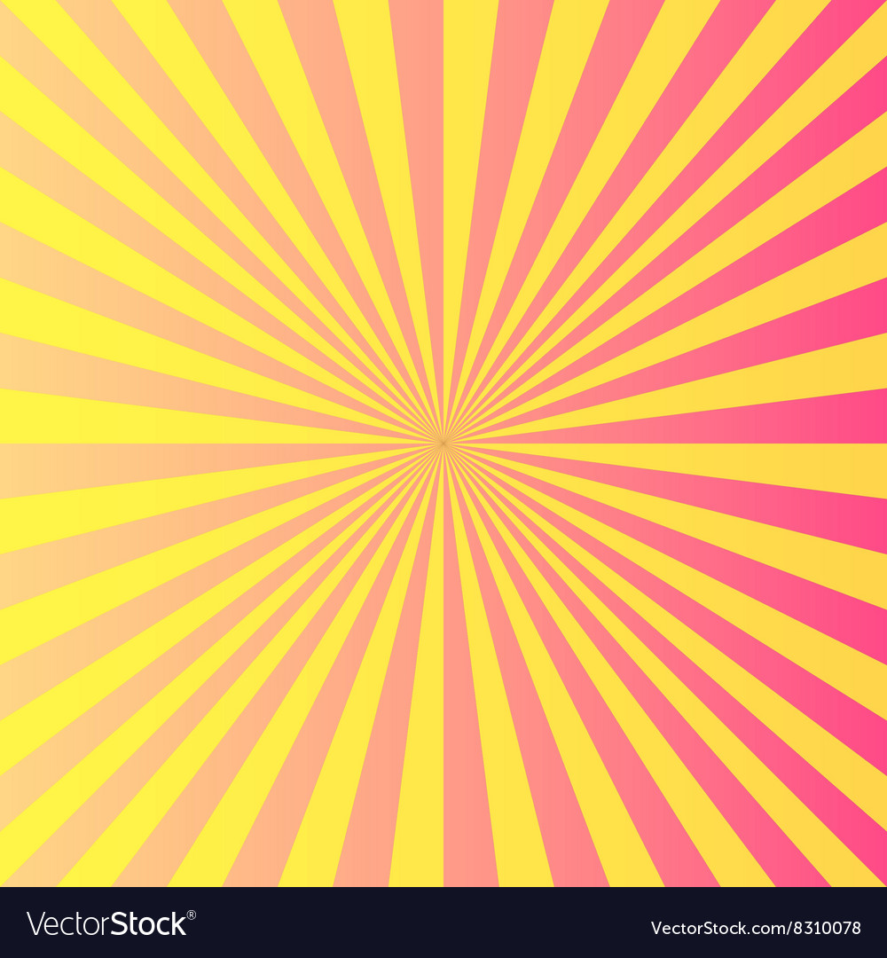 sun ray royalty free vector image vectorstock rh vectorstock com sun ray vector photoshop sun ray vector art