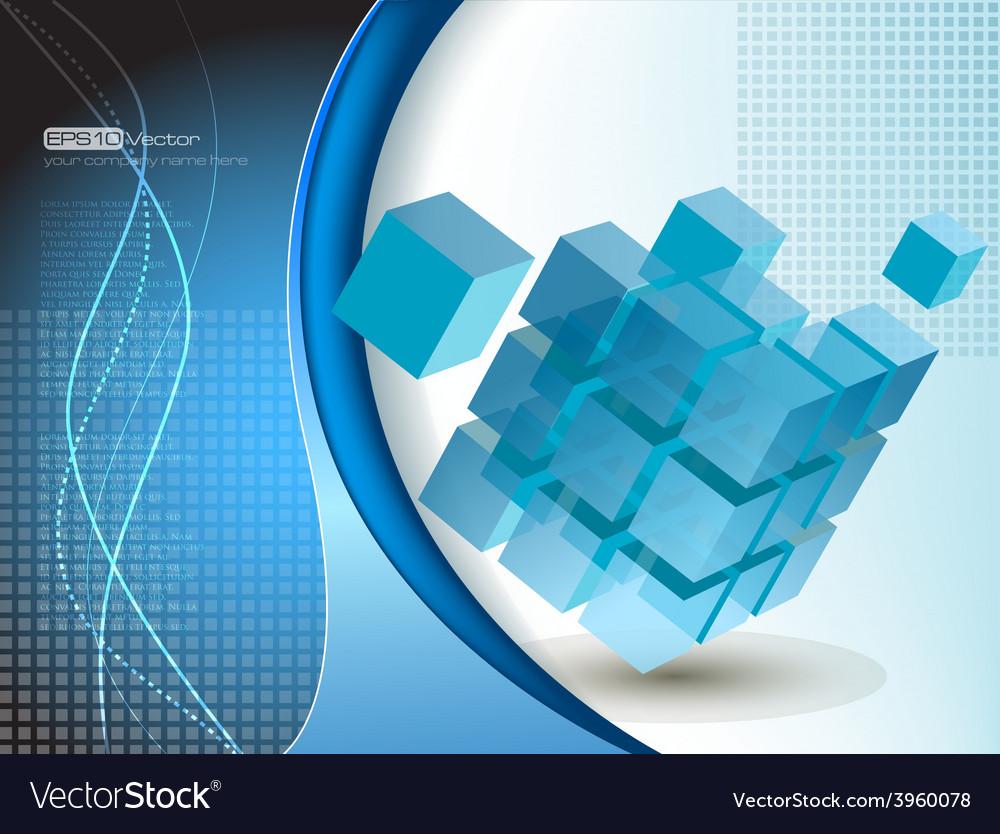 Tech business design composition