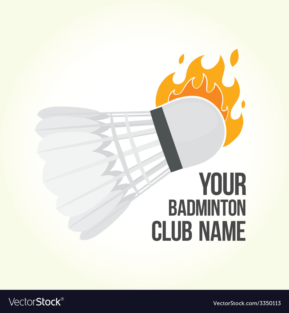 Badminton is on fire