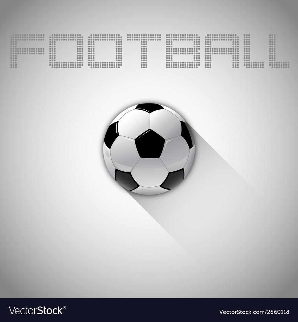 Football long shadow