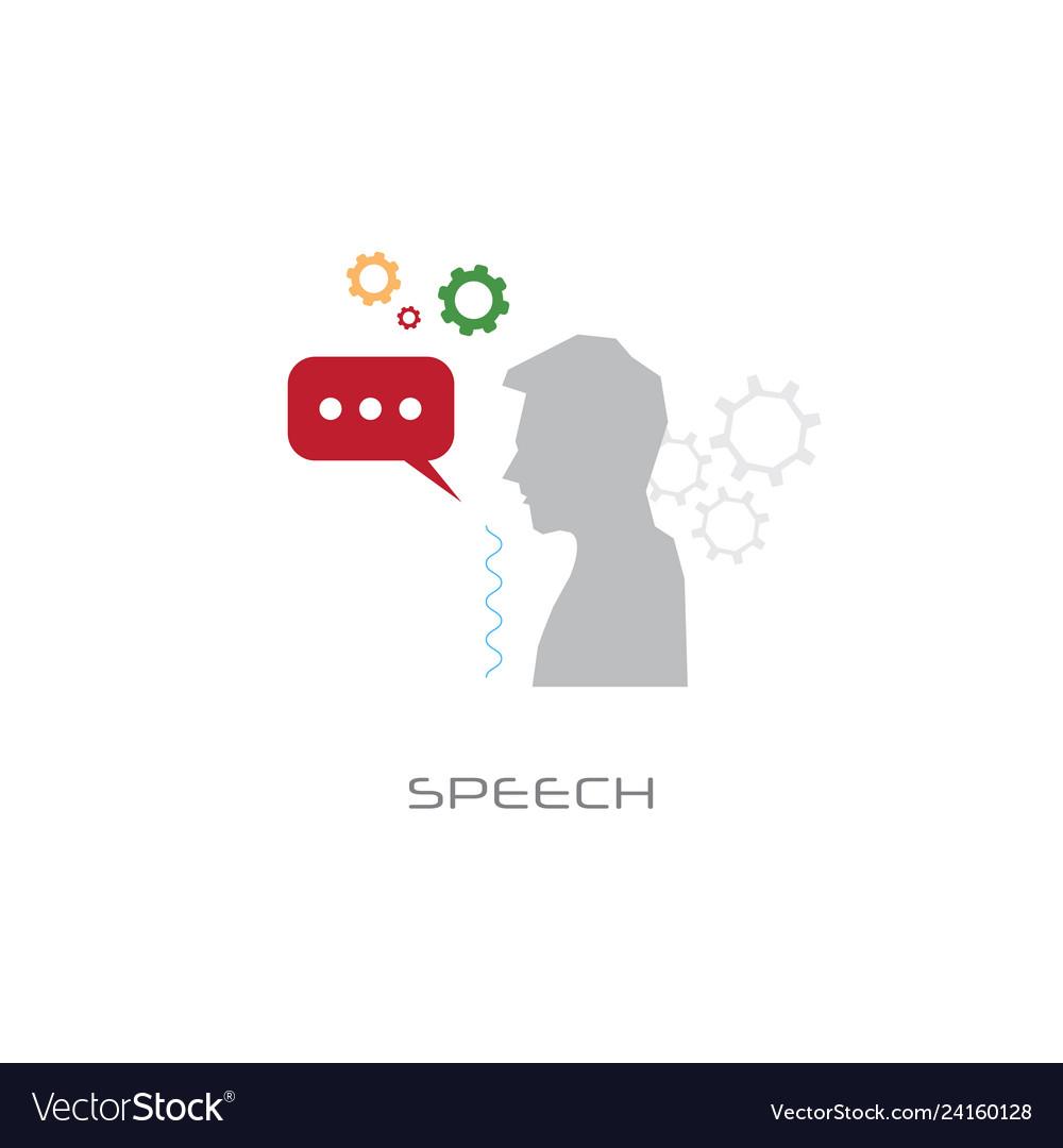 Business seminar communication man speaker chat