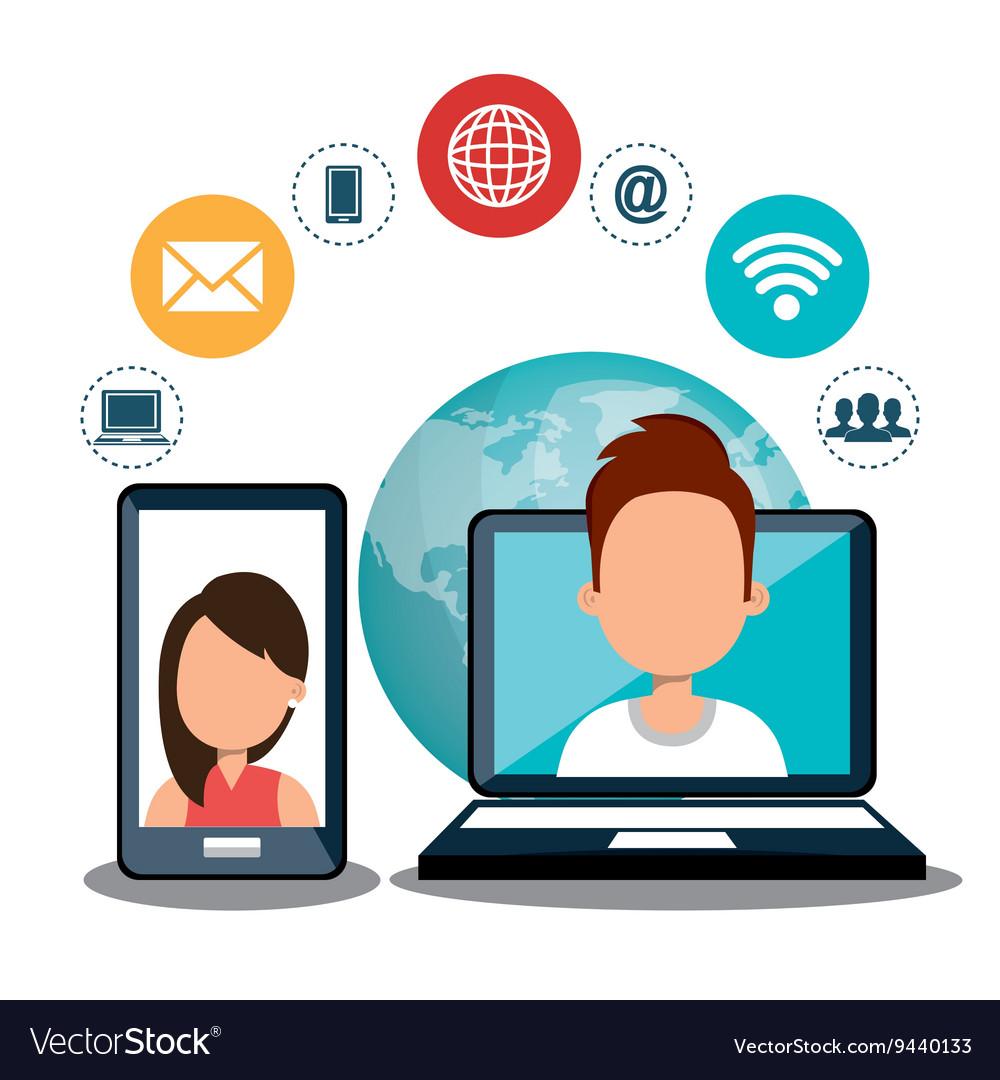 Communication Web