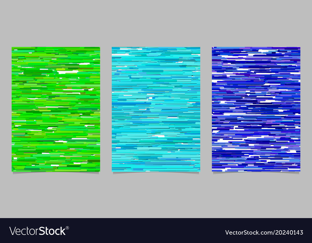 Abstract horizontal rounded stripe background