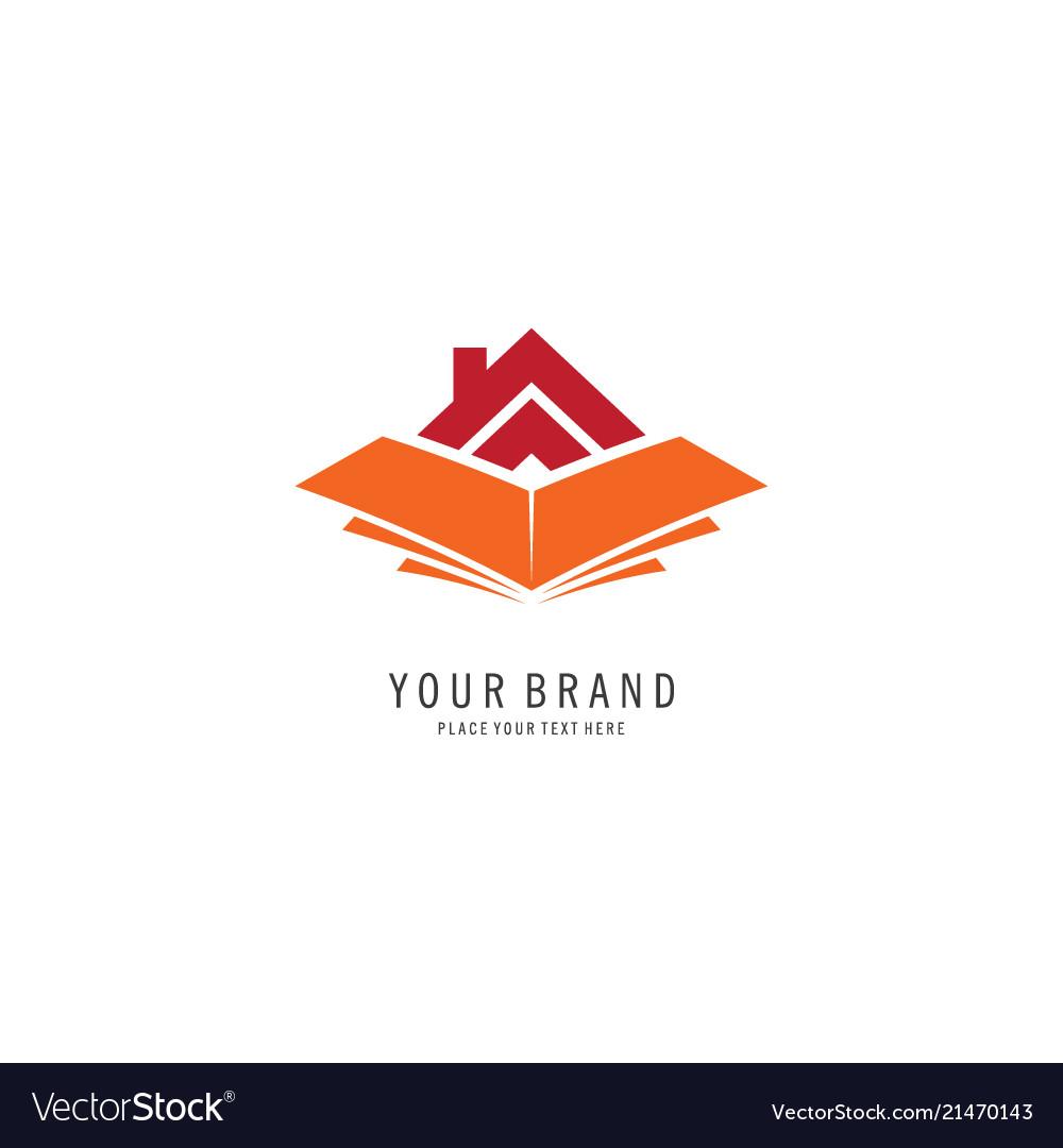 Library symbol logo