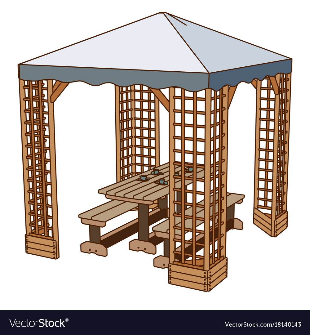 Table outdoor icon wooden chair picnic bench park