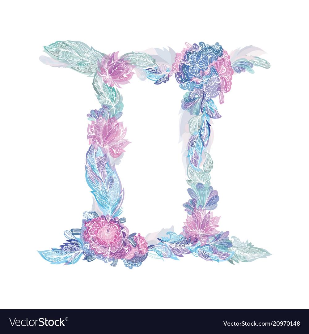 Gemini zodiak sign