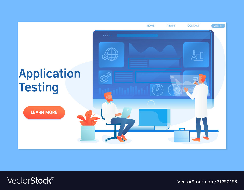 Application programming and testing with