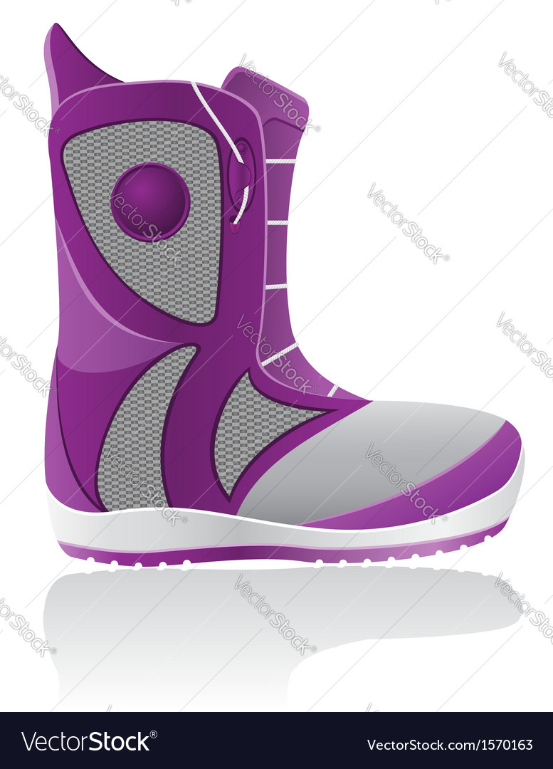 Boot for snowboarding