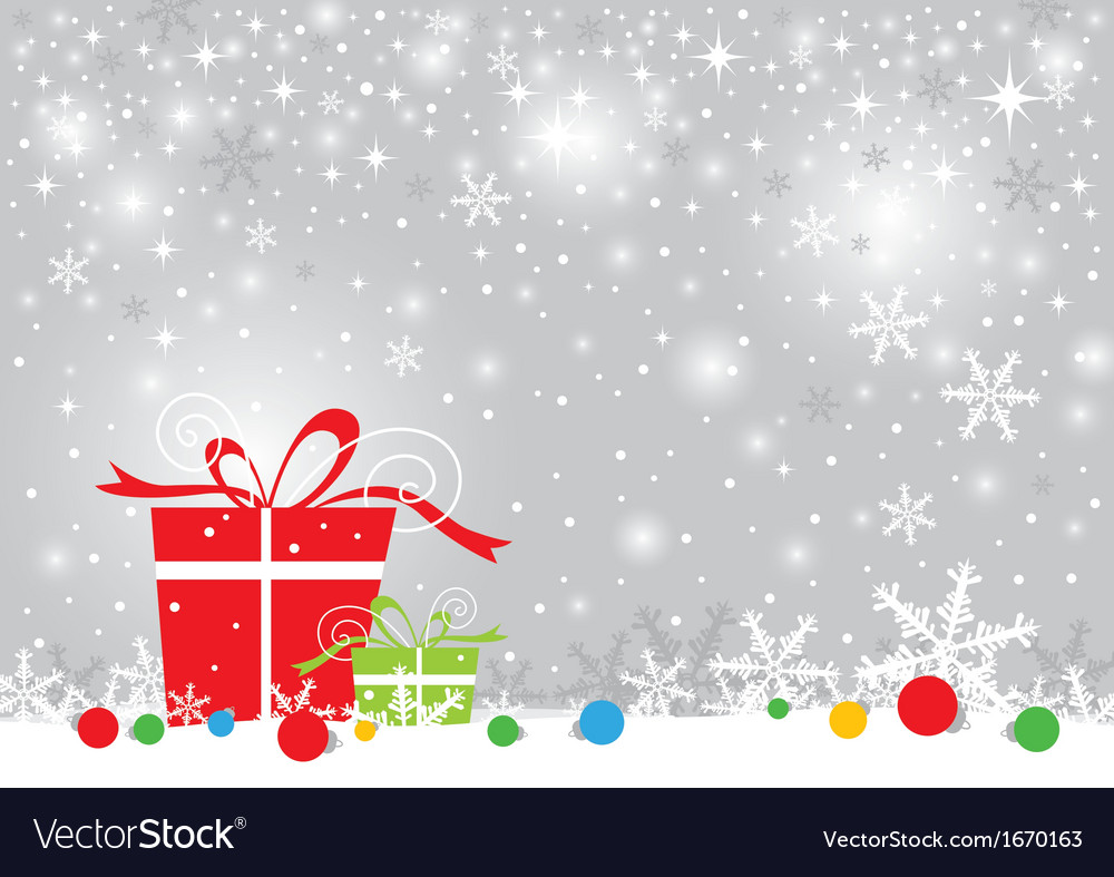 christmas background design royalty free vector image