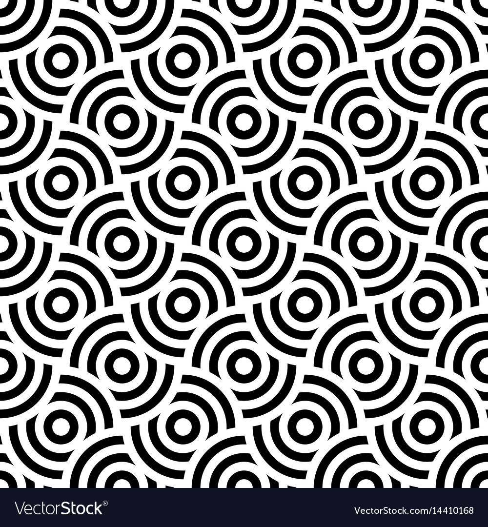 Seamless pattern background ornament of striped