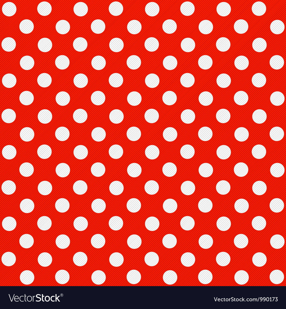 seamless polka dot pattern royalty free vector image rh vectorstock com dot pattern vector pack illustrator vector polka dot pattern free