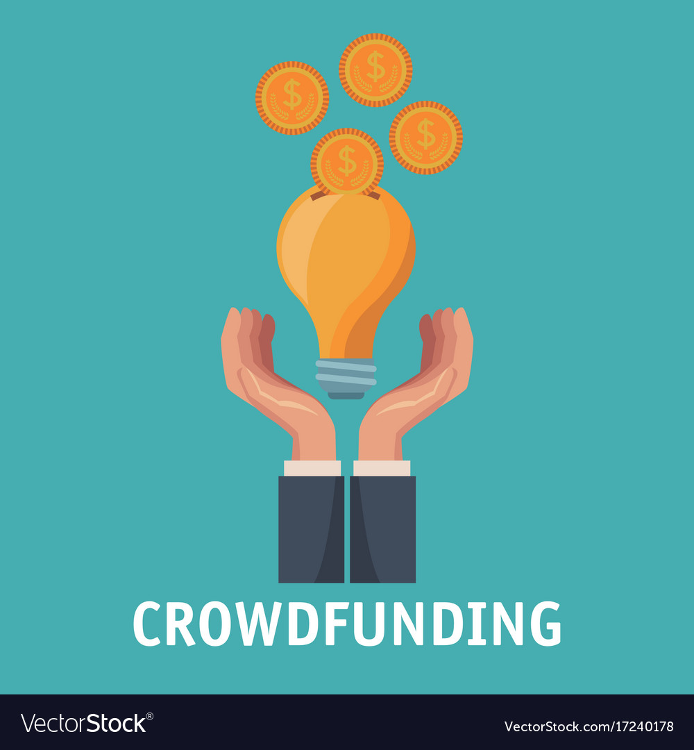 Crowfunding and business