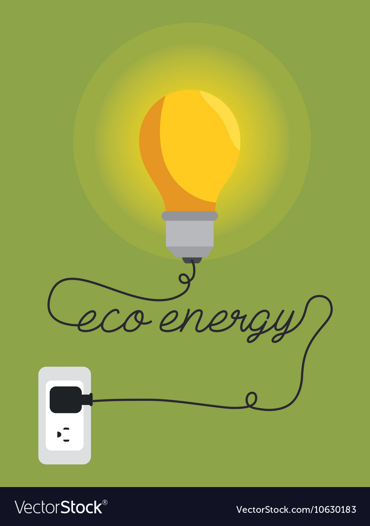 Eco energy environment design isolated