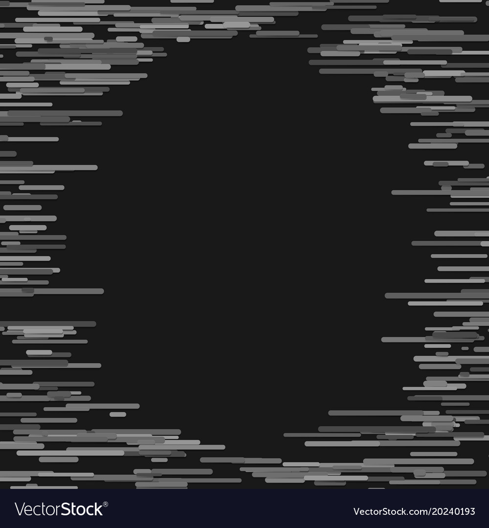 Abstract irregular horizontal stripe background