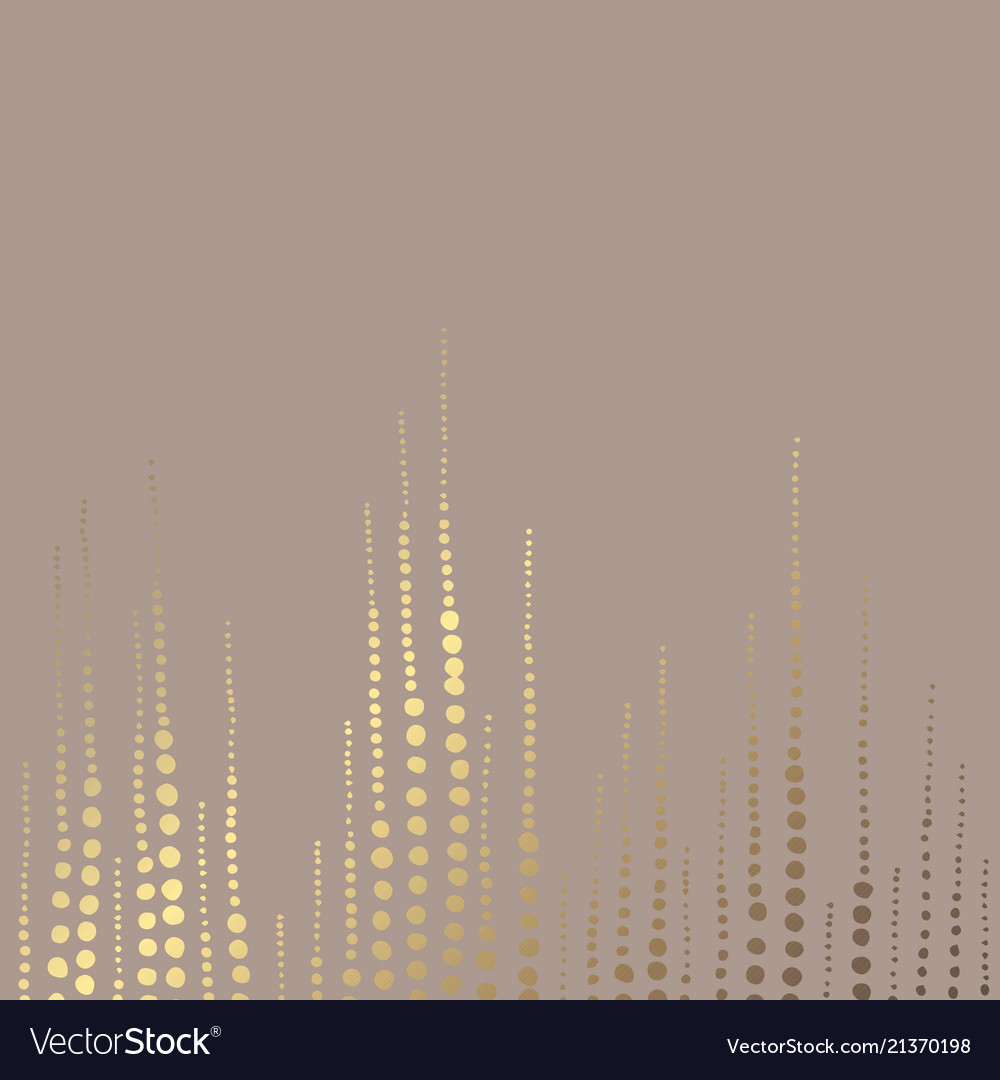 Golden abstract elegant decorative background