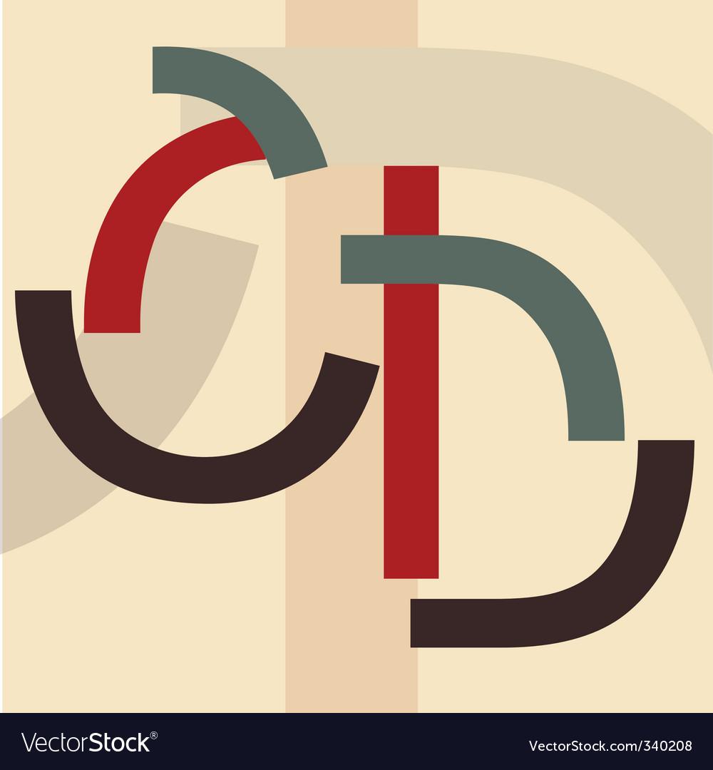 Alphabet c d