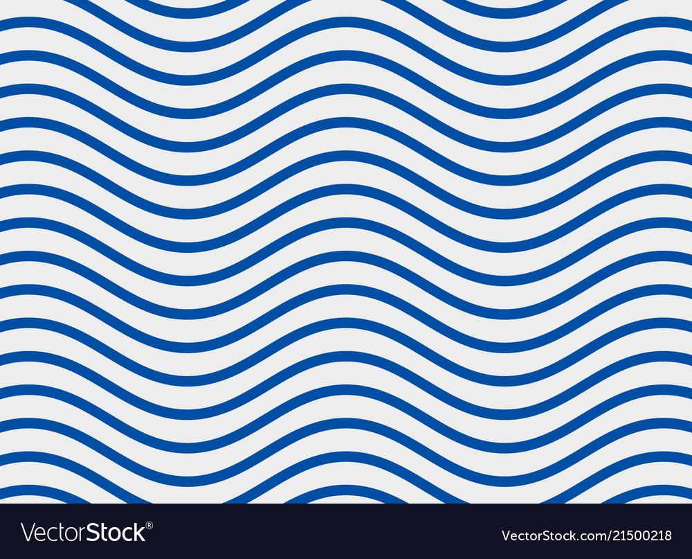 Blue sine wave pattern background