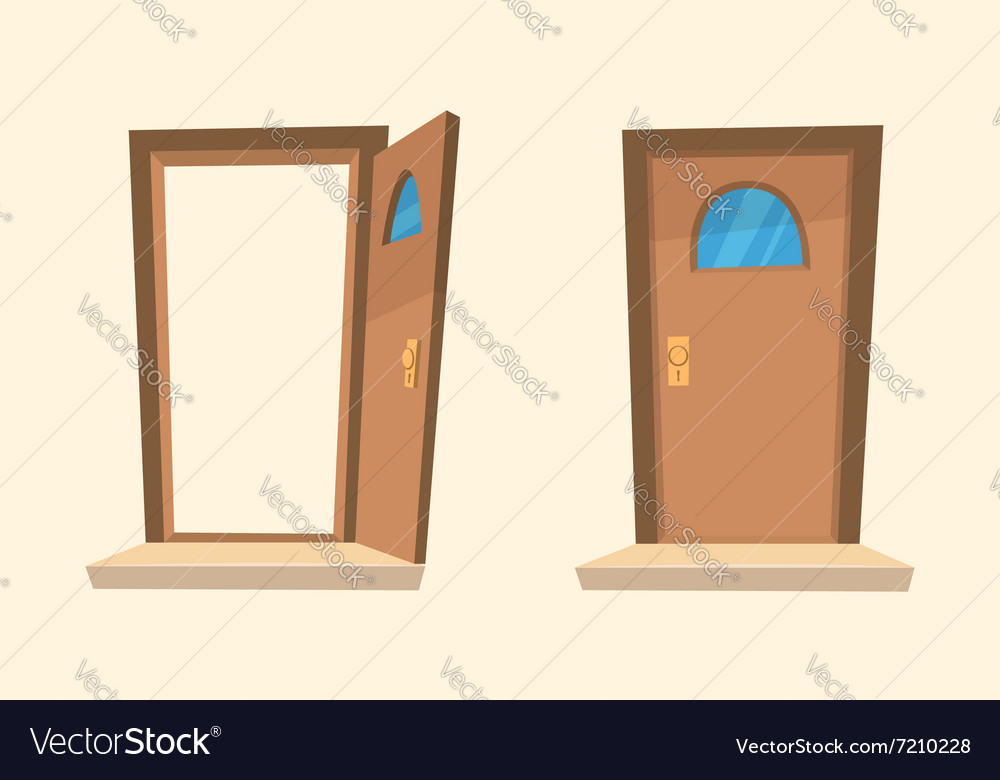 The Cartoon Doors