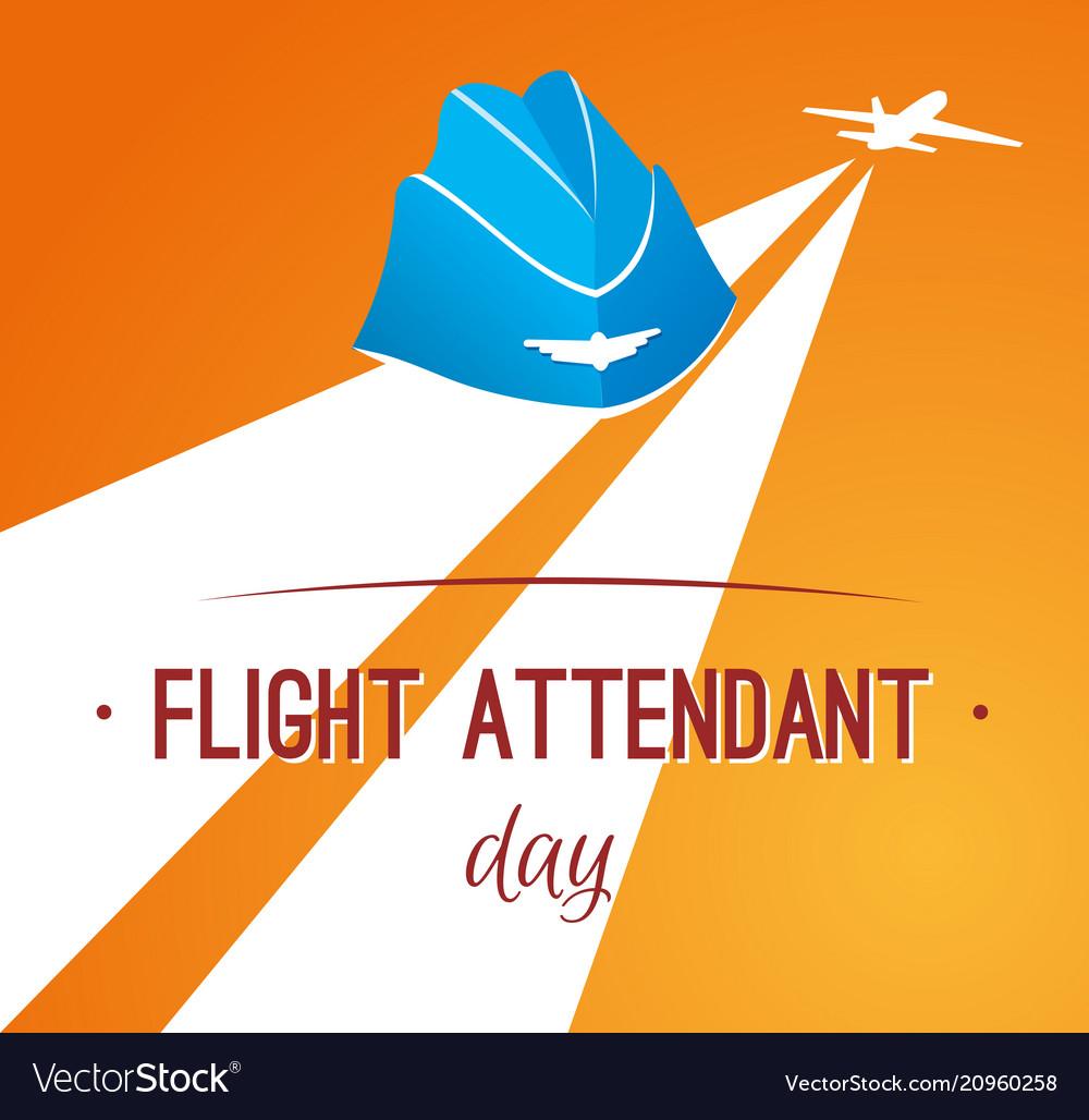 Card day flight attendant