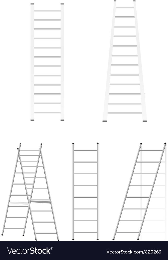 Set ladders