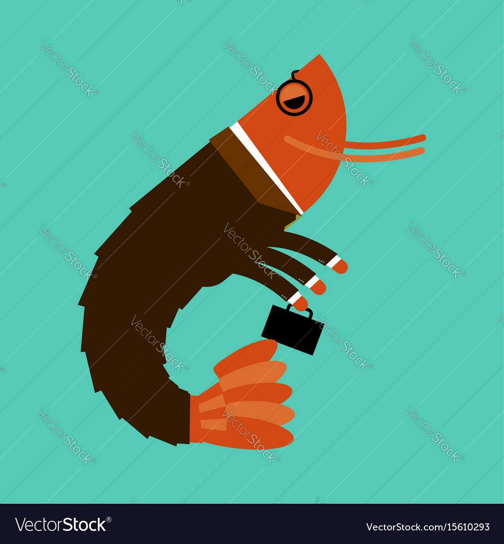 Office plankton isolated marine animals in