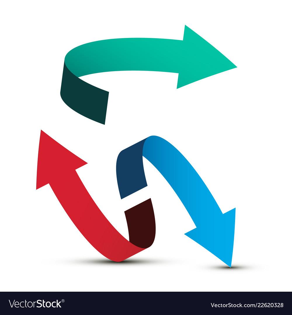 Arrows double arrow symbol