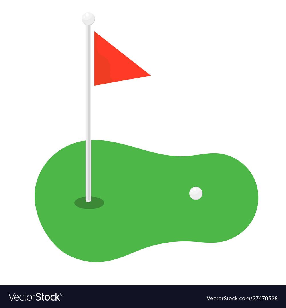 24+ Mini Golf Course Cartoon Pics