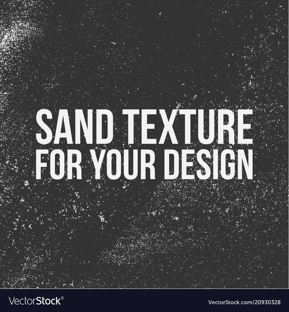 Sand texture for your design
