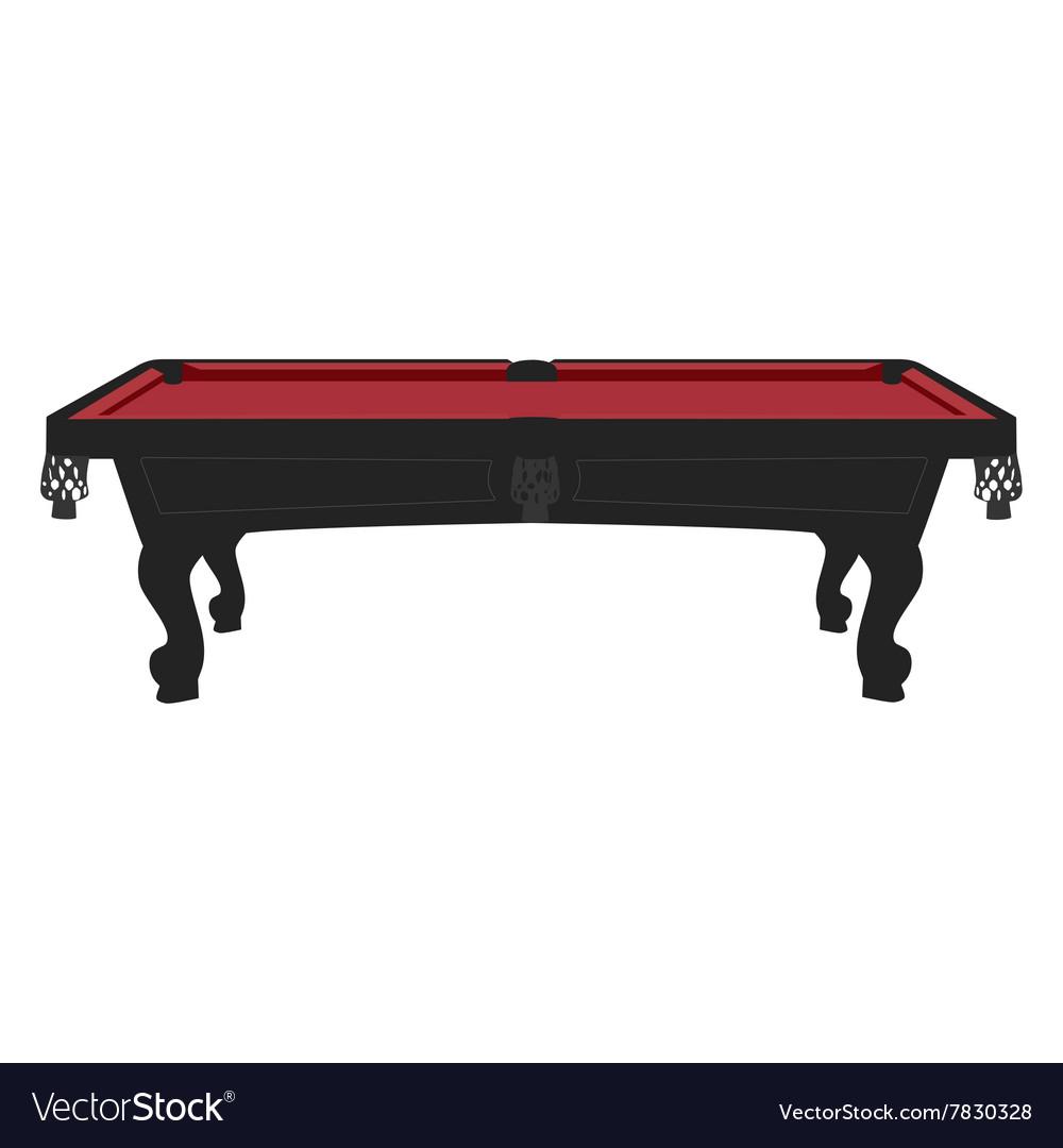 vintage pool table rh vectorstock com vintage pool table lights for sale vintage pool table