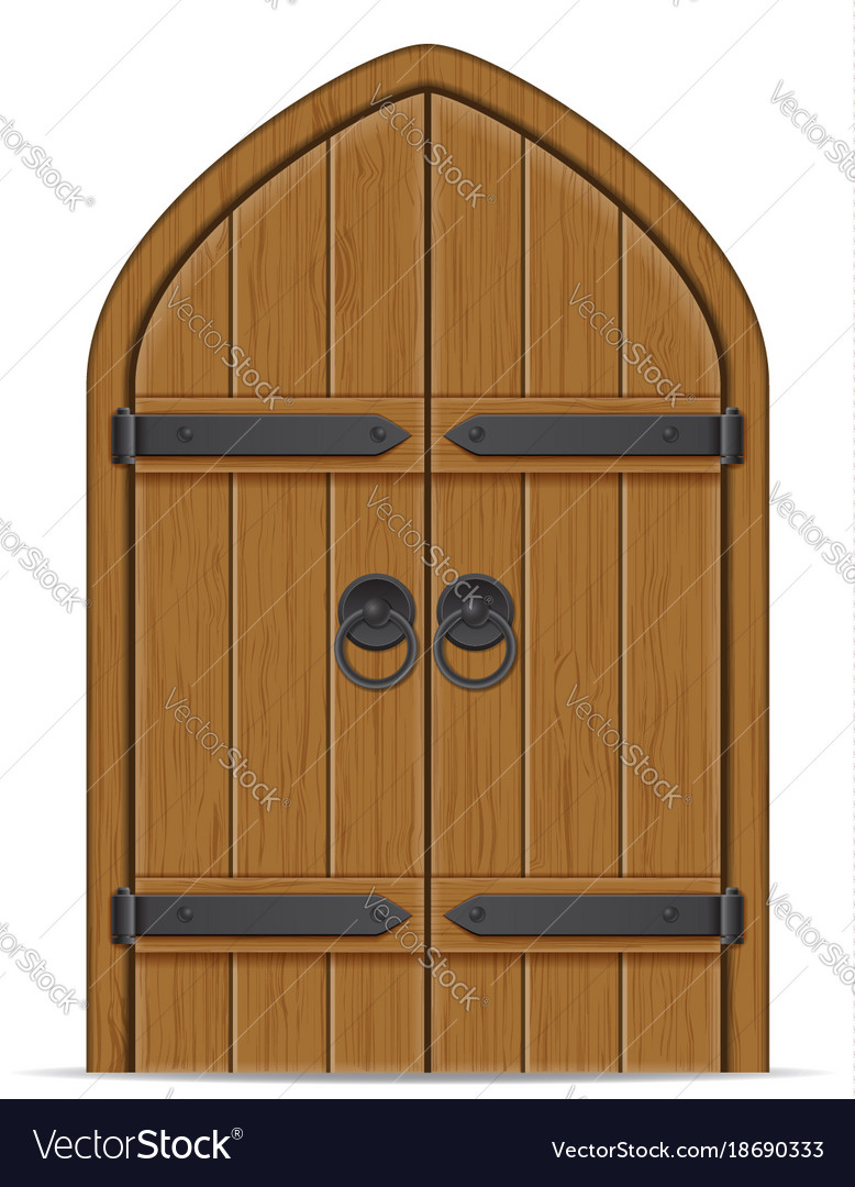 wall and a wooden picture in photo royalty stock door cement old