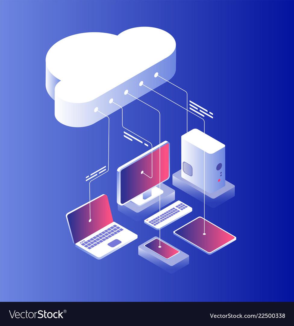 Cloud computing information technology
