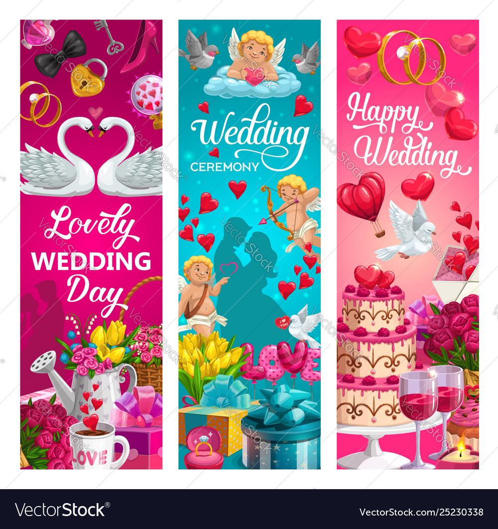 Save date symbols love wedding ceremony