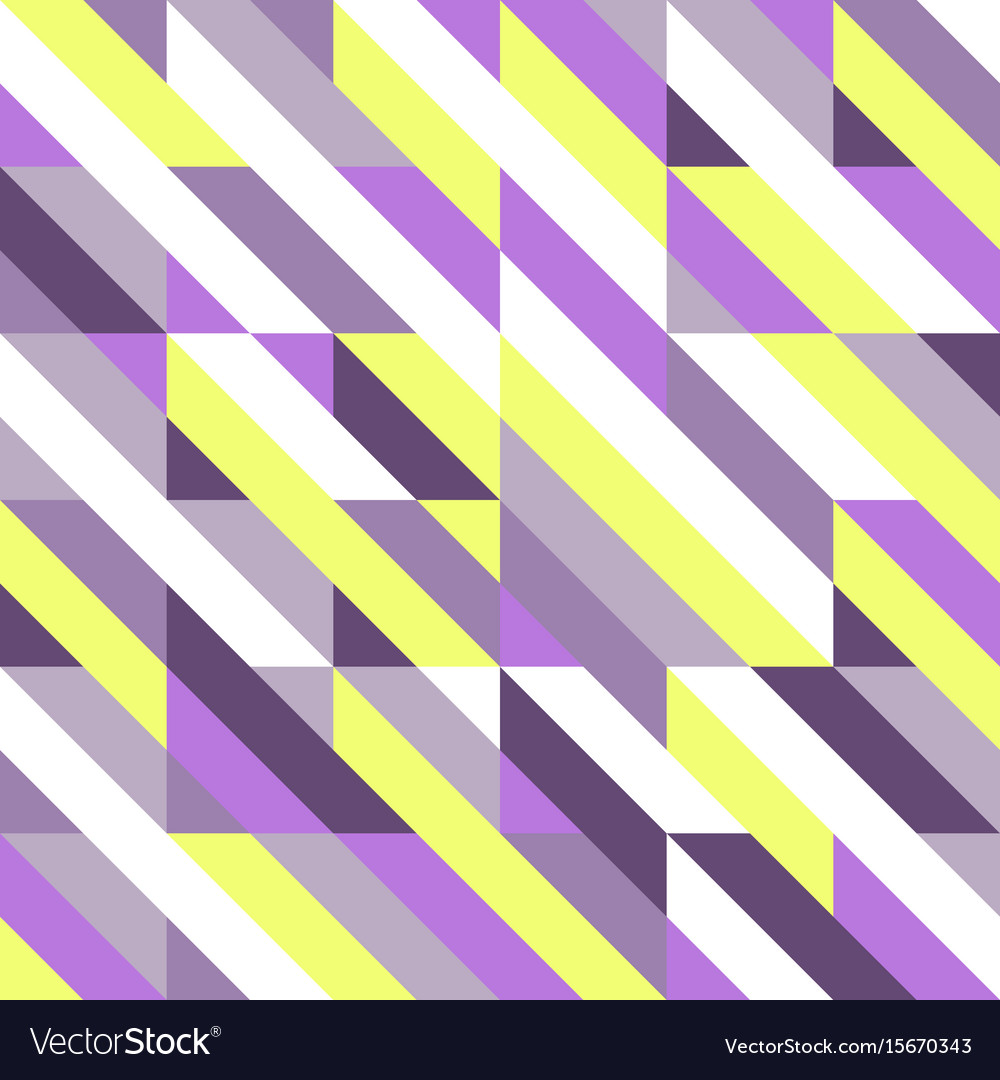 Colorful lines stripe abstract background vector image