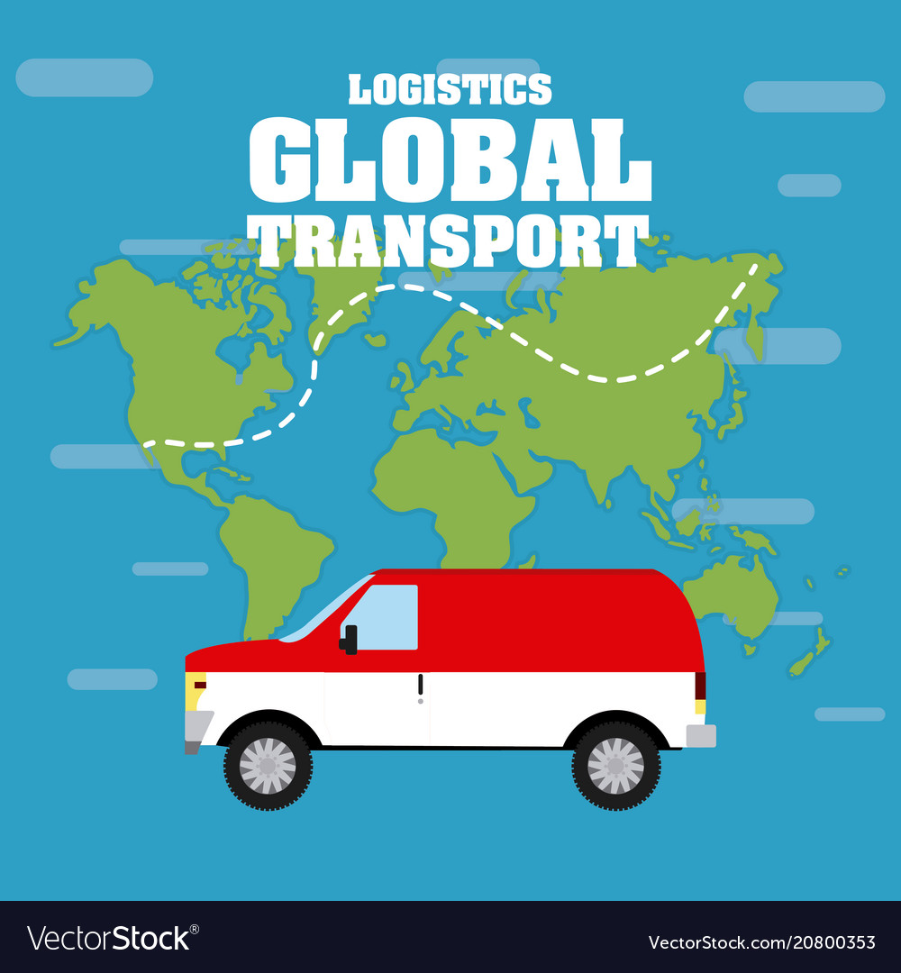Logistic global transport concept