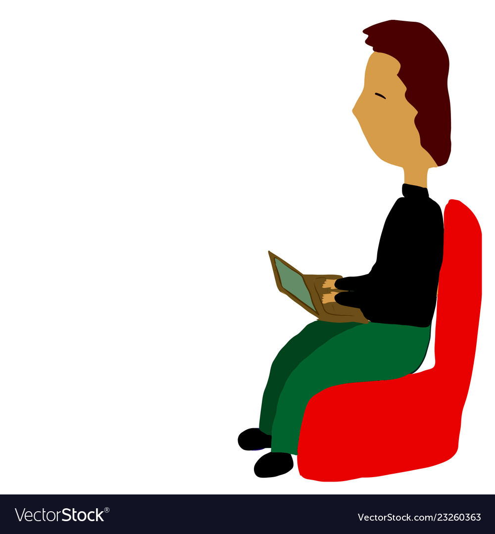 Excellent Boy Sitting In Chair Behind Caraccident5 Cool Chair Designs And Ideas Caraccident5Info