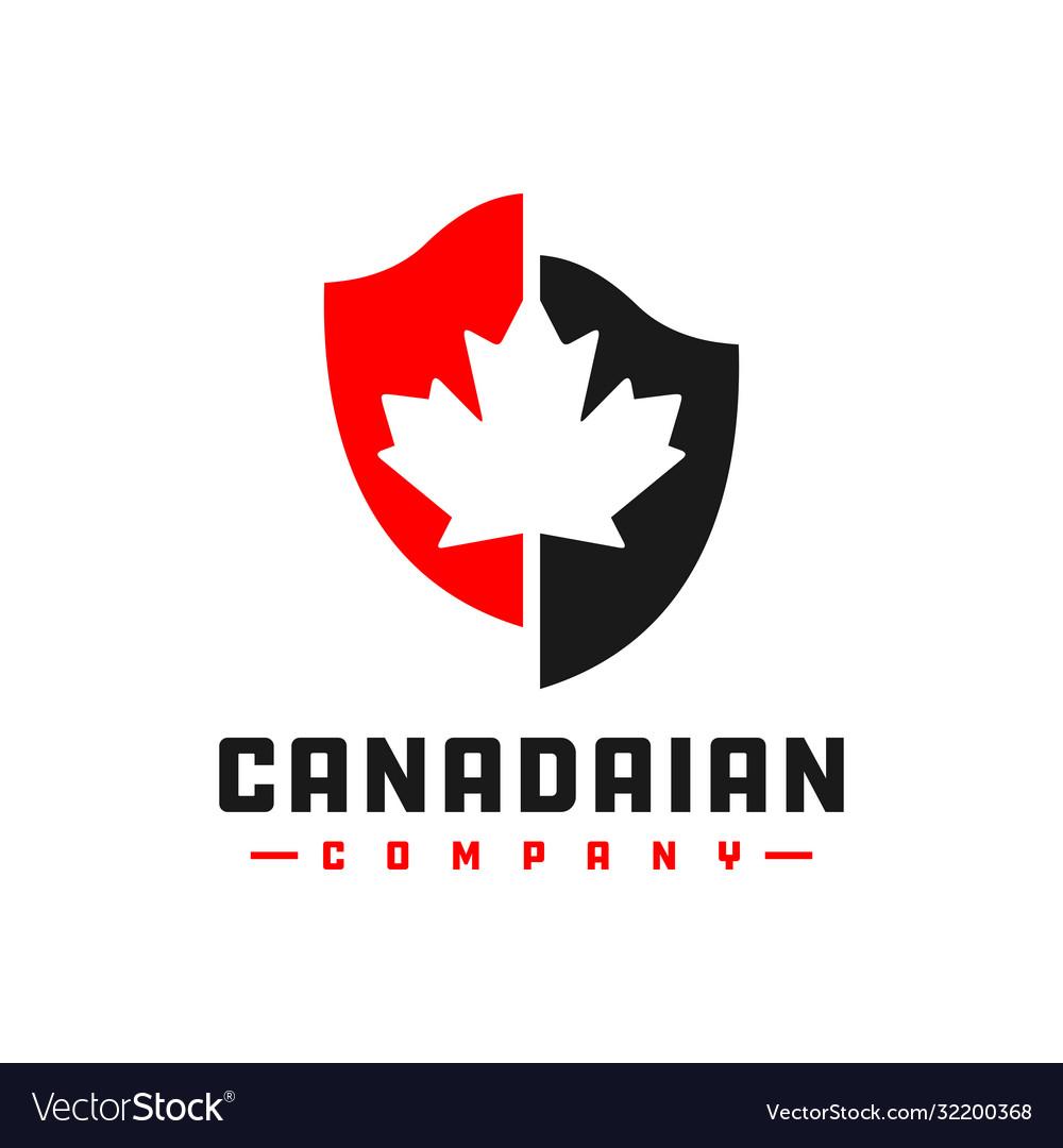 Canada shield logo