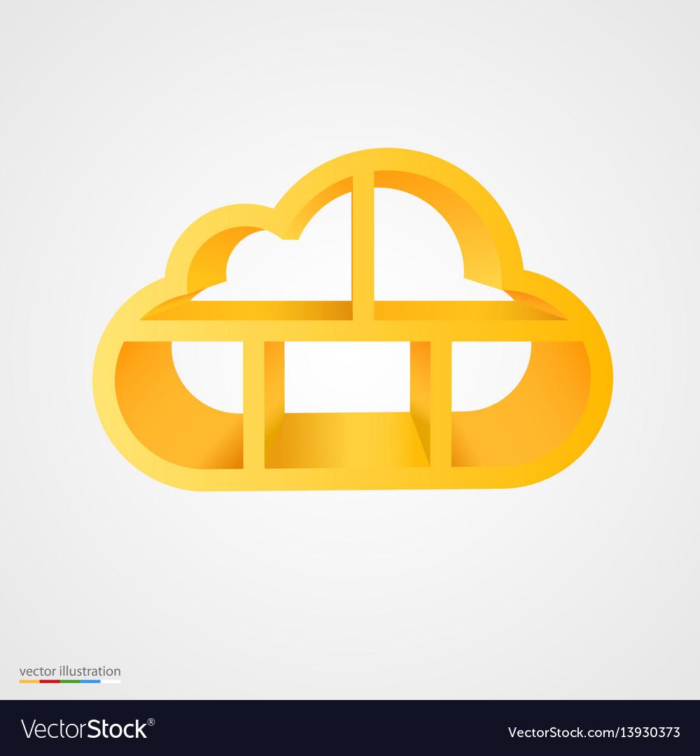 Golden cloud database shelf