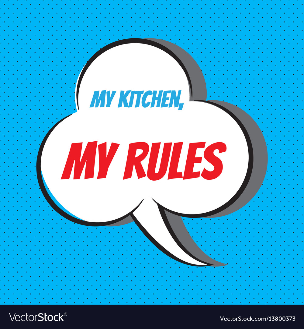 Kitchen, Of, Word & Decor Vector Images (56)